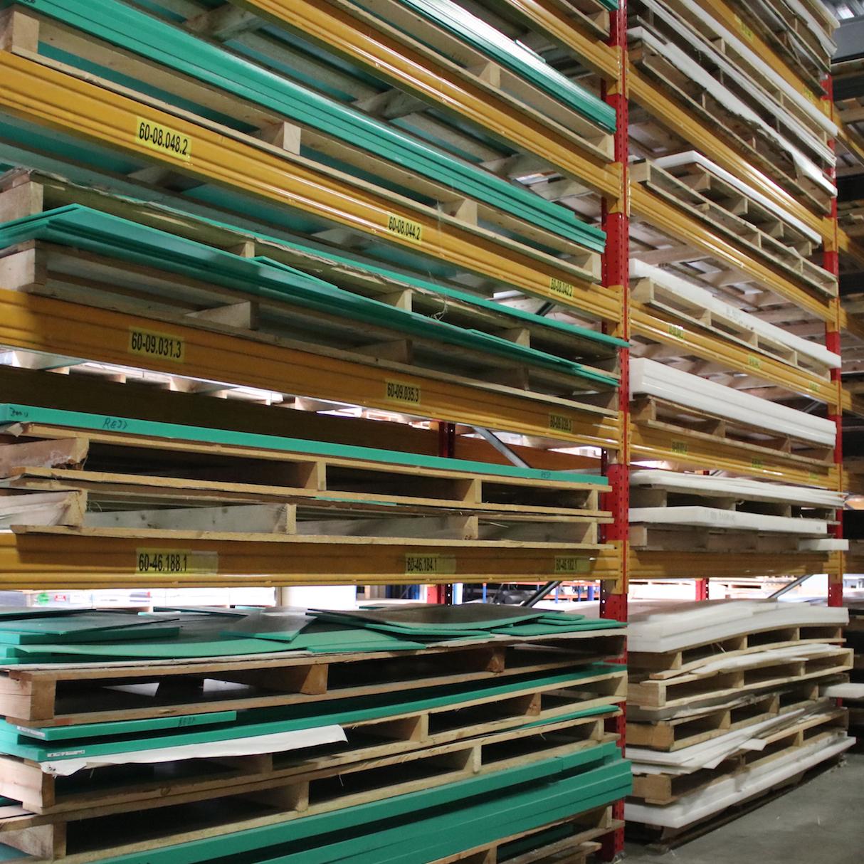 Producten van Narviplastx : Halffabrikaten - Bewerkte Stukken